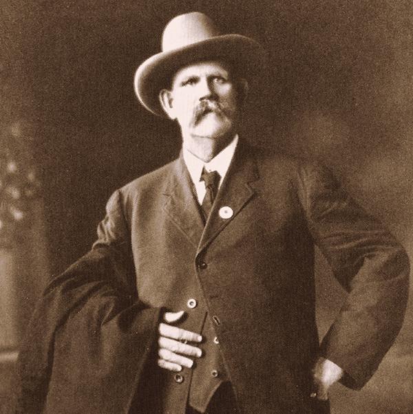 W. W. Jones portrait
