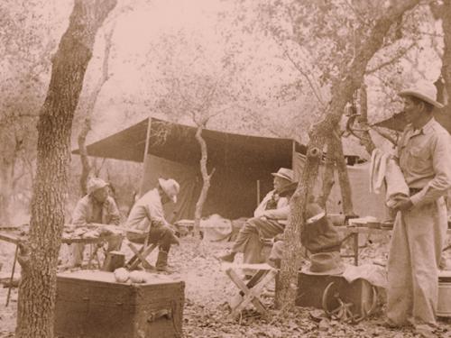 Hunting-Camp